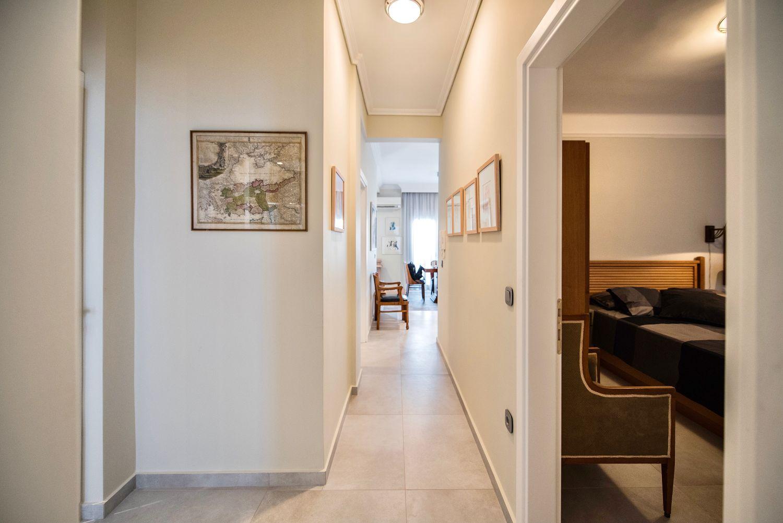 Bedroom 1 and hallway