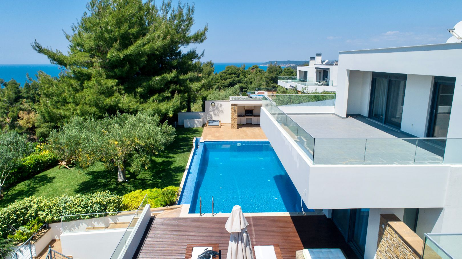 Villa Olivia with private pool and amazing view
