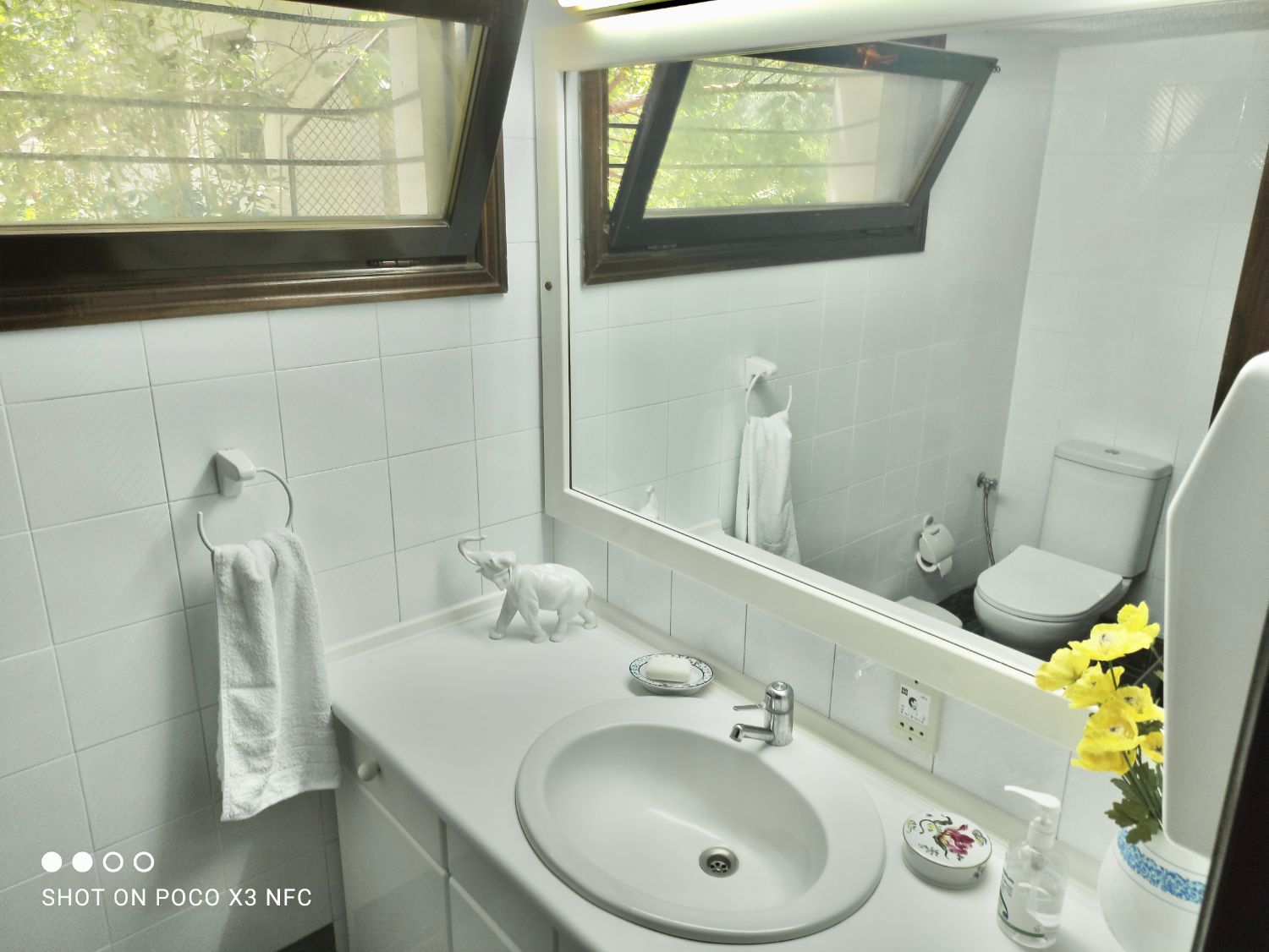 Bathroom with Shower and WC