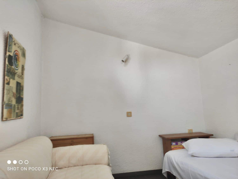 Bedroom 2, 1 single Bed & 1 sofa bed