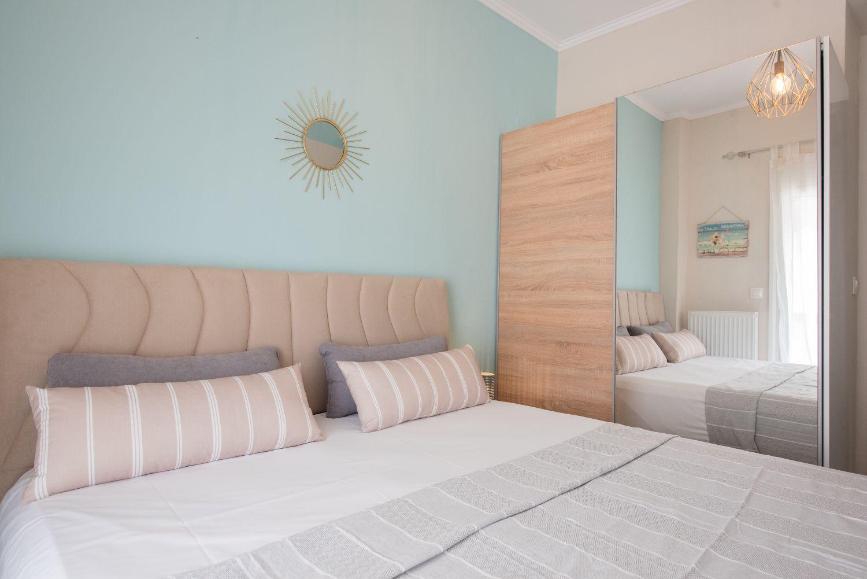 Bedroom 1, 1 Double Bed