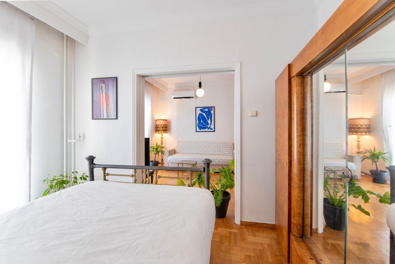 Υπνοδωμάτιο 1, 1 Διπλό Κρεβάτι
